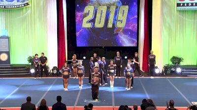 Perfect Storm Athletics - Lightning (Canada) [2019 L5 International Open Large Coed Finals] 2019 The Cheerleading Worlds