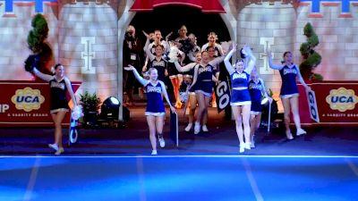 Corner Canyon High School [2020 Medium Varsity Division I Finals] 2020 UCA National High School Cheerleading Championship