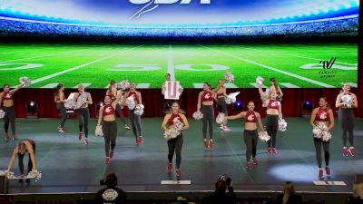 Washington State University [2020 Division IA Dance Game Day Finals] 2020 UCA & UDA College Nationals