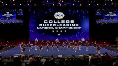 Florida State University [2020 All Girl Division IA Semis] 2020 UCA & UDA College Nationals