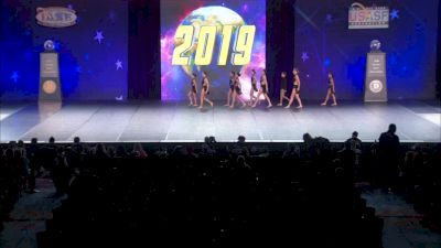 Dancin' Bluebonnets - Junior Open [2019 Junior Dance Finals] 2019 The Dance Worlds