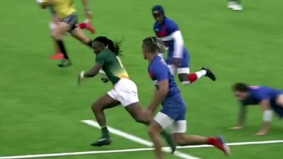 Seabelo Senatla Scores Ten Tries In One Tournament