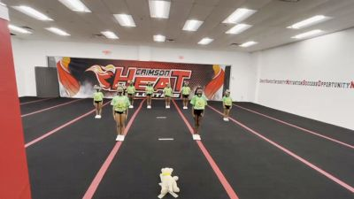 Cougars Competitive Cheer - Tiny Paws [L1 Performance Recreation - 6 and Younger (NON)] 2021Varsity Recreational Virtual Challenge III