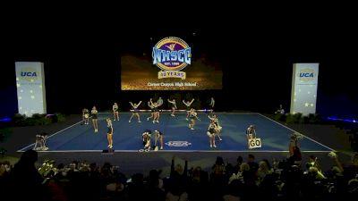 Corner Canyon High School [2020 Medium Varsity Division I Prelims] 2020 UCA National High School Cheerleading Championship