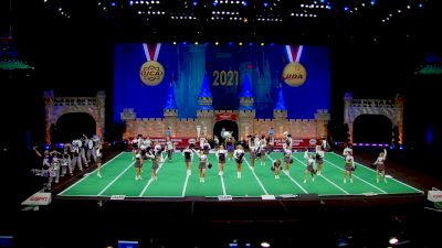 Grand Canyon University [2021 Open Coed Game Day Finals] 2021 UCA & UDA College Cheerleading & Dance Team National Championship