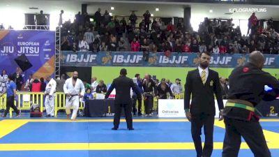 V. Laszlo vs F. Maxime 2019 IBJJF European Championship