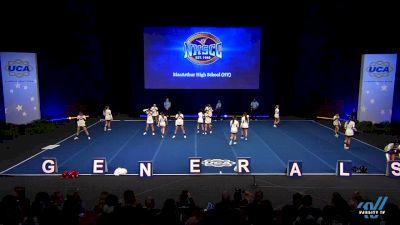 MacArthur High School (NY) [2019 Medium Varsity Division II Prelims] 2019 UCA National High School Cheerleading Championship