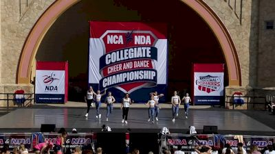 Embry-Riddle Aeronautical University [2019 Hip Hop Division II Finals] 2019 NCA & NDA Collegiate Cheer and Dance Championship
