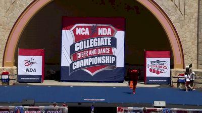 Virginia Tech - Hokie Bird [2019 Mascot] 2019 NCA & NDA Collegiate Cheer and Dance Championship