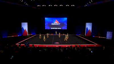 Sonic Elite Olympia - Spartans [2019 L2 Small Senior Semis] 2019 The Summit