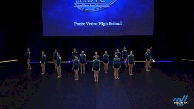 Ponte Vedra High School [2019 Medium Jazz Semis] UDA National Dance Team Championship
