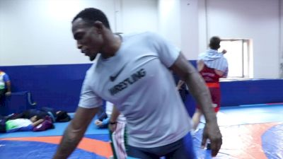 J'den Jokes Downey, JB Accepts Forfeit