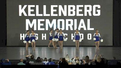 Kellenberg Memorial High School [2020 Small Varsity Pom Finals] 2020 NDA High School Nationals