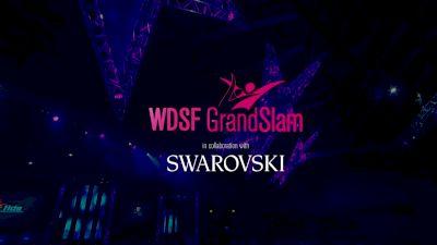2019 WDSF GrandSlam Rimini Latin Preview