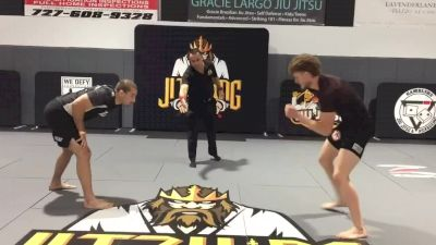 Jason Rau vs JB Bechtloff Jitzking 185lb Tournament