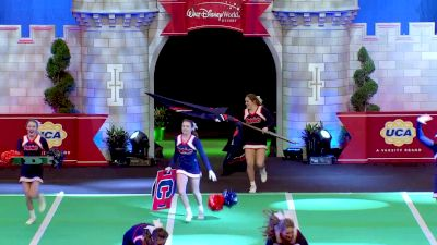Jefferson County High School [2020 Small Game Day Division I Finals] 2020 UCA National High School Cheerleading Championship