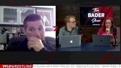 Mark Ironside On Burroughs vs Taylor