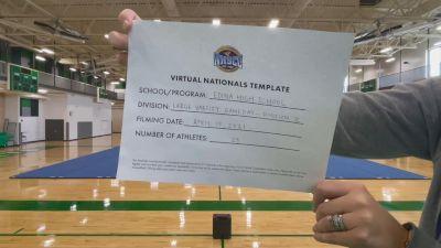 Edina High School [Virtual Large Varsity - Game Day Finals] 2021 UCA National High School Cheerleading Championship