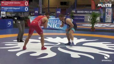 86 kg Final - Magomed Ramazanov, Russia vs Sebastian Jezierzanski, Poland