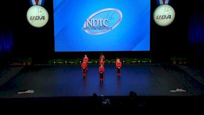 Prima Dance All-Stars - Youth Prep Hip Hop [2021 Youth - Prep - Hip Hop Finals] 2021 UDA National Dance Team Championship
