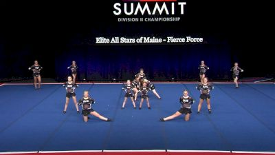 Elite All Stars of Maine - Fierce Force [2021 L4 Junior - Small Wild Card] 2021 The D2 Summit