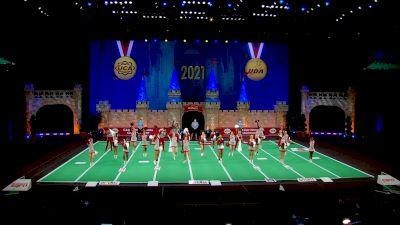Coastal Alabama Community College [2021 Small Coed Game Day Finals] 2021 UCA & UDA College Cheerleading & Dance Team National Championship