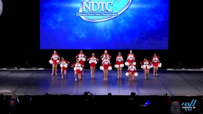 Sacred Heart Academy [2019 Small Pom Prelims] UDA National Dance Team Championship