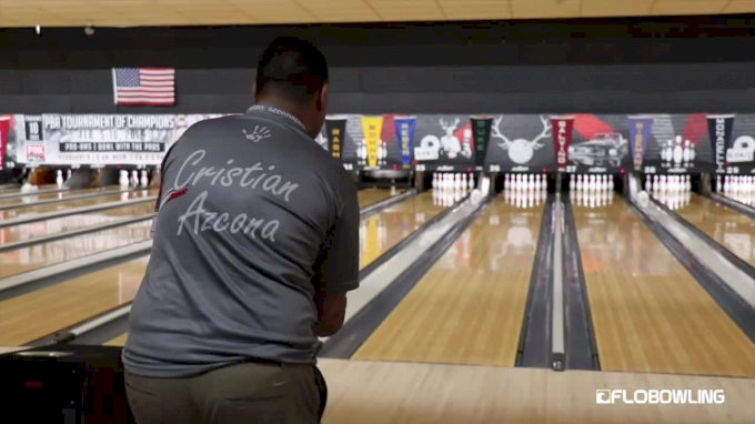 Cristian Azcona Shoots 300 At TOC
