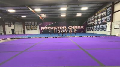 Rockstar Cheer - Rolling Stones [L6 International Open Coed - Large] 2021 NCA All-Star Virtual National Championship