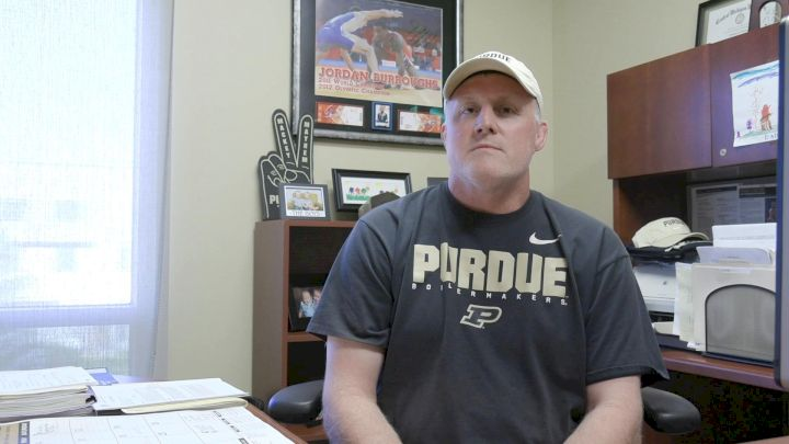 Tony Ersland Talks Progression And The Next Step For Purdue
