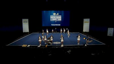 Towson University [2021 All Girl Division I Finals] 2021 UCA & UDA College Cheerleading & Dance Team National Championship