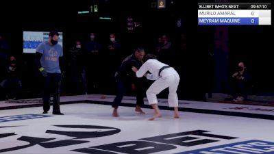 Meyram Alves vs Murilo Amaral | BJJBet II