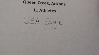 Queen Creek High School [JV Show Cheer Intermediate] 2020 USA Arizona & Utah Virtual Regional