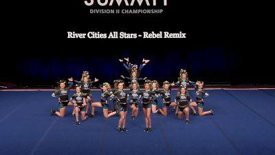 River Cities All Stars - Rebel Remix [2021 L4.2 Senior - Small Finals] 2021 The D2 Summit