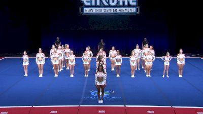 Woodlands Elite - OR - GI Janes [2021 L6 International Open Non Tumbling Semis] 2021 The Cheerleading Worlds