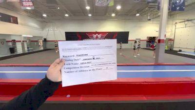 Upper Moreland Cheerleading Association - Riot [L2 Performance Recreation - 14 & Younger (NON)] 2021 Varsity Recreational Virtual Challenge II