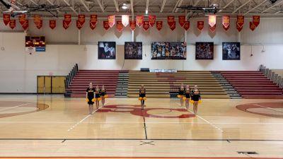 Simpson College [Virtual Pom Open Prelims] 2021 NCA & NDA Collegiate Cheer & Dance Championship