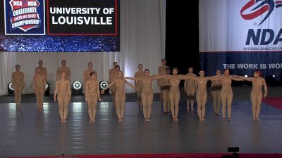 University of Louisville [2021 Team Performance Division IA Prelims] 2021 NCA & NDA Collegiate Cheer & Dance Championship