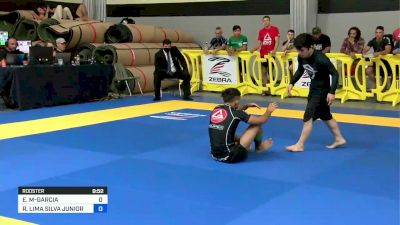 Estevan Martinez vs Roiter Lima 2021 Pan IBJJF Jiu-Jitsu No-Gi Championship Flozone