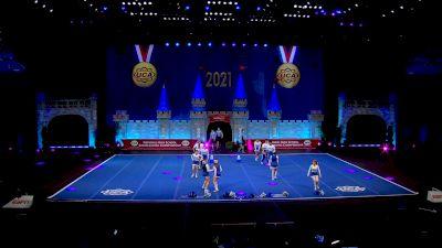 Anclote High School [2021 Small Varsity Coed Finals] 2021 UCA National High School Cheerleading Championship