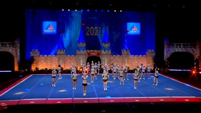 Macs Allstar Cheer - White Diamondz [2021 L1 Senior - Medium Finals] 2021 The Summit
