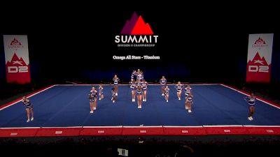 Omega All Stars - Titanium [2021 L2 Junior - Small Finals] 2021 The D2 Summit