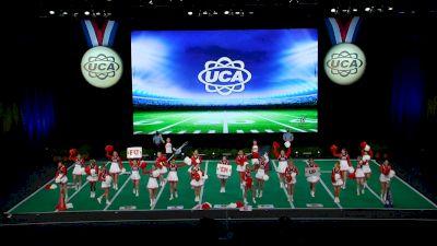 Liberty Christian Academy [2021 Super Non Tumbling Game Day Finals] 2021 UCA National High School Cheerleading Championship