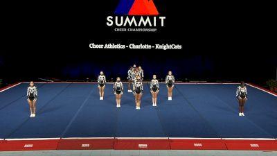 Cheer Athletics - Charlotte - KnightCats [2021 L2 Senior - Small Wild Card] 2021 The Summit