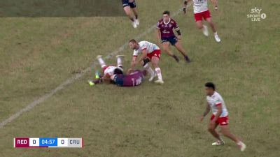Richie Mo'unga with a Spectacular Try vs Queensland Reds