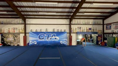 Cheer Athletics - Plano - Samuel_Ortiz - Prelims [Open Athlete] 2021 Battle In The Arena