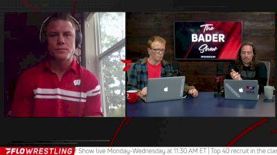 Jon Reader, Brent Metcalf, Davison Wrestling