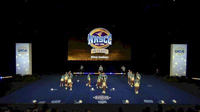 Mercy Academy [2020 Junior Varsity Non Tumbling Semis] 2020 UCA National High School Cheerleading Championship