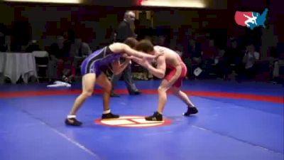 2011 USA vs. Russia Reece Humphrey (USA) vs. Alexander Bogomoev (RUS)