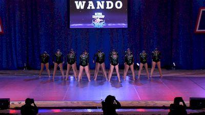 Wando Dance Team [2021 Medium Varsity Jazz Finals] 2021 NDA High School National Championship